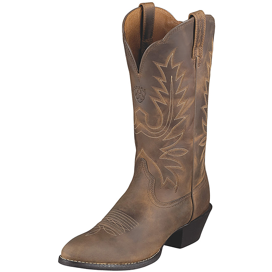 Ariat Womens Heritage Western R Toe