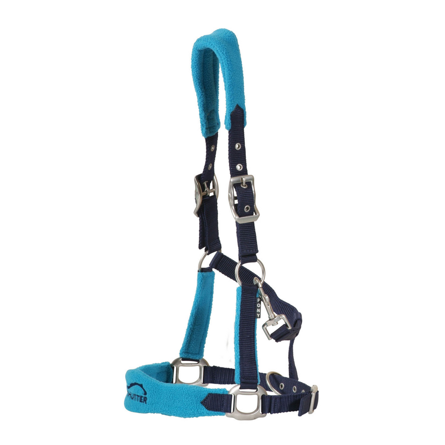 Eurohunter Fleece Halter