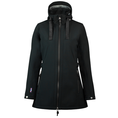 Horze Women's Freya Long Softshell Jacket