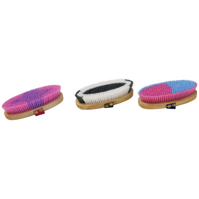 Huntington Multi-Colour Body Brush