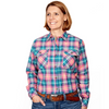 Just Country Women's Brooke Flannel Workshirt