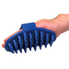 Large Teeth Rubber Massage Curry Comb