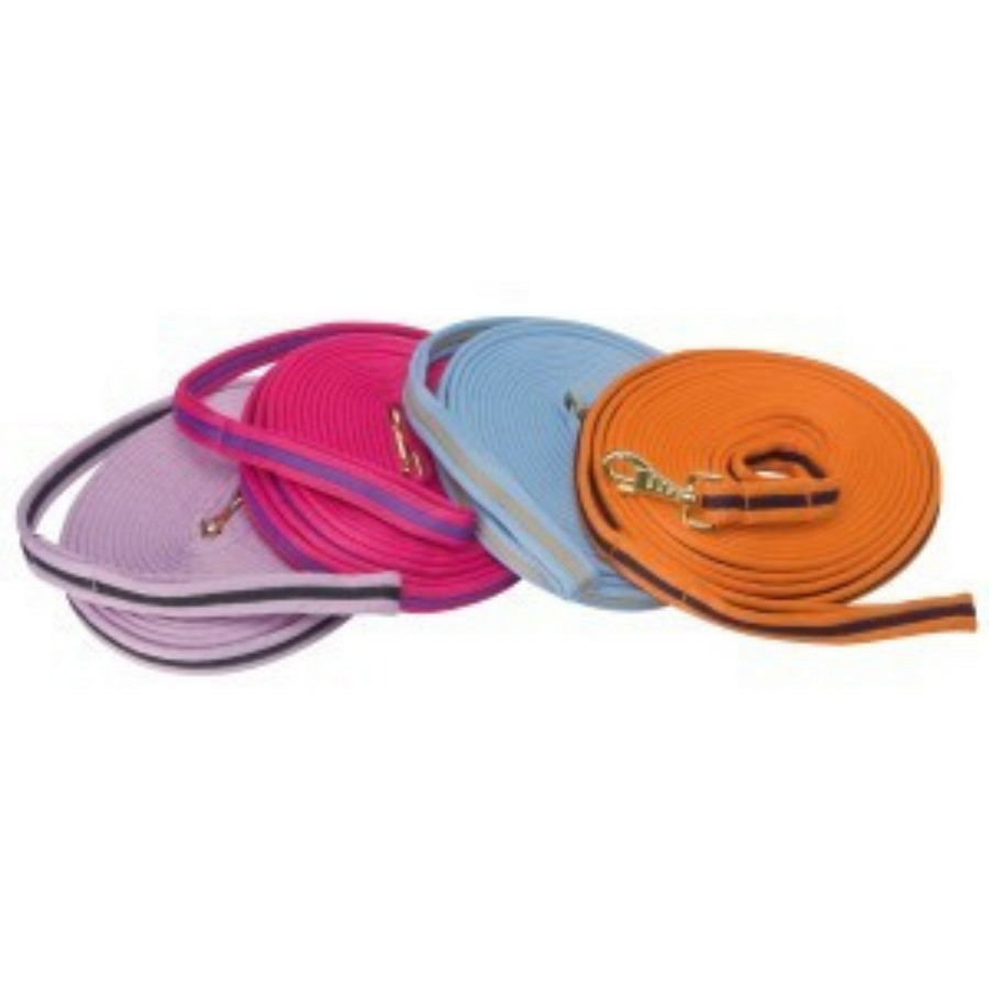 Soft Web Lunge Lead 8 Metres