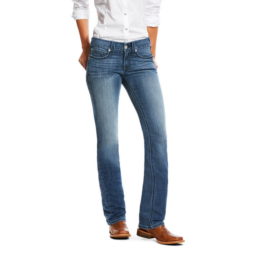Ariat Womens Stevie Straight Jean