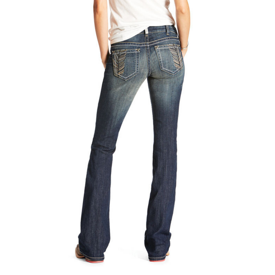 Ariat Womens Harlow Boot Cut Jeans