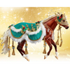 Breyer Minstrel 2019 Holiday Horse