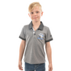 Pure Western Kid's Pierce Polo