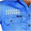 Ringers Western Women's Signature Jillaroo Full Button Work Shirt