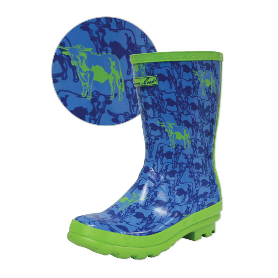Thomas Cook Kid's Bull Gumboots