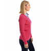 Thomas Cook Women's V Neck Cable Jumper