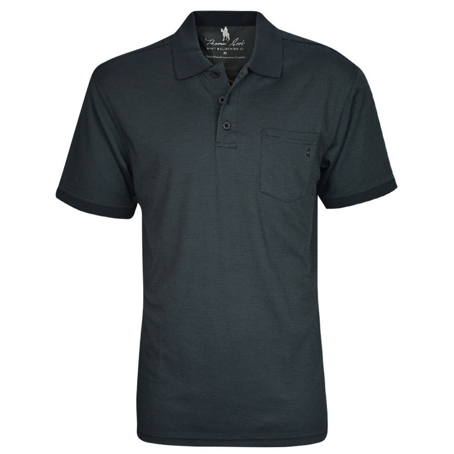 Thomas Cook Men's Bamboo Polo