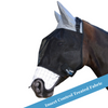 Wild Horse Fly Veil with Mesh Ears & Rip Stop Nose Cover