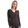 Wrangler Women's Zaylee Long Sleeve Top