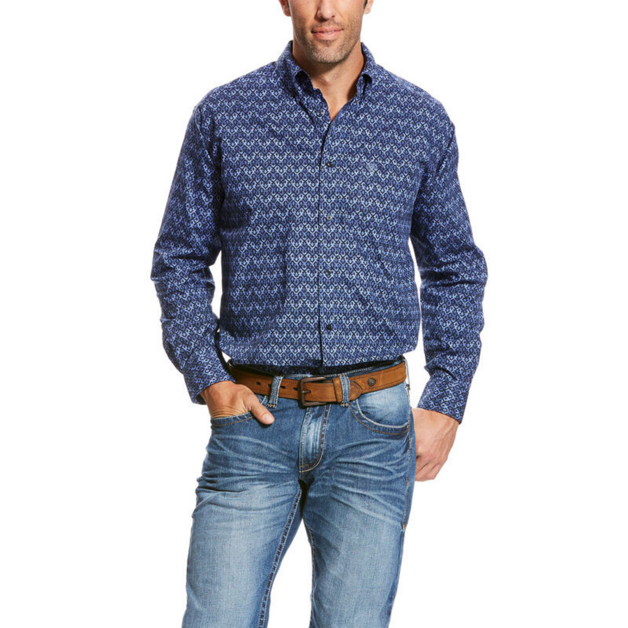 Ariat Men's Paneto Long Sleeve Shirt