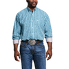 Ariat Men's Wrinkle Free Verdon Classic Fit Shirt
