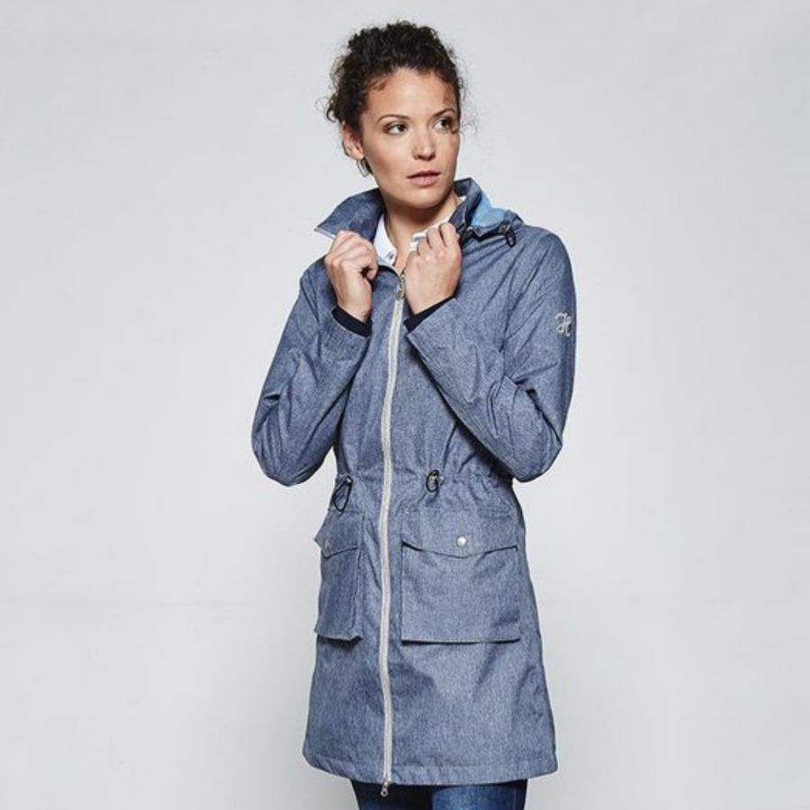 Harcour Women's Torrance Long Jacket