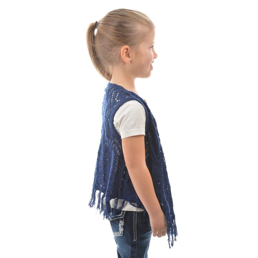 Pure Western Kid's Savvy Vest