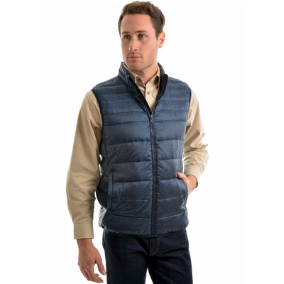 Thomas Cook Men's Oberon Light Weight Down Vest