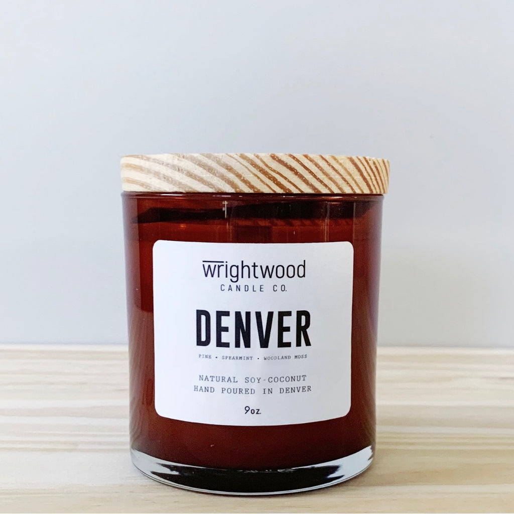 Denver • 9oz Wood Wick