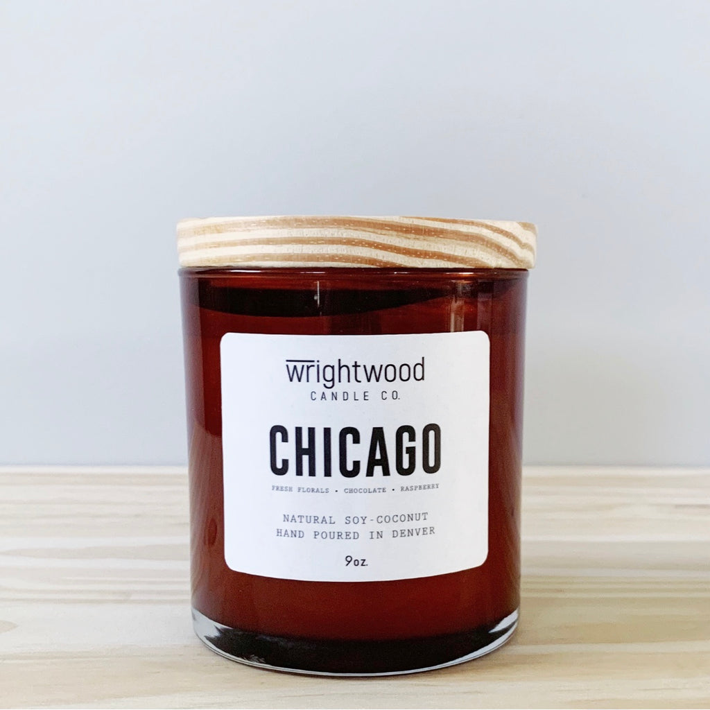 Chicago • 9oz Wood Wick
