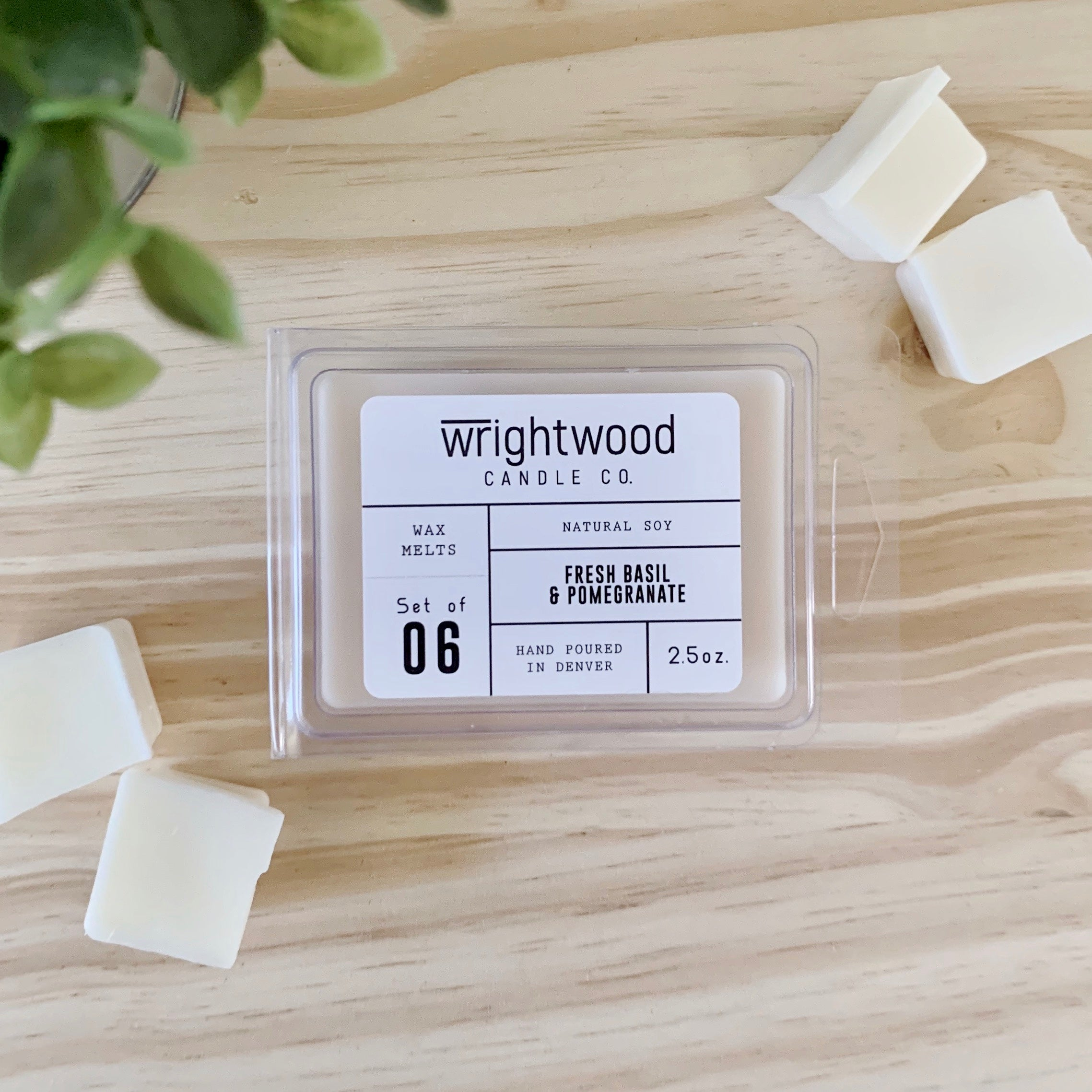 Wax Melts • 2.5oz