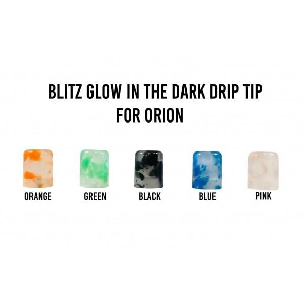 BLITZ Luminous Drip Tips - Lost Vape ORION