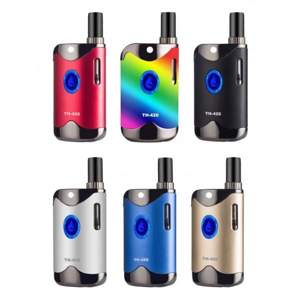 Leaf Buddi TH-420 Mini Box KIT - 0.5mL CCELL Tank