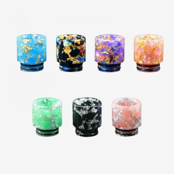BLITZ Goldflakes Sequins 810 Drip Tips