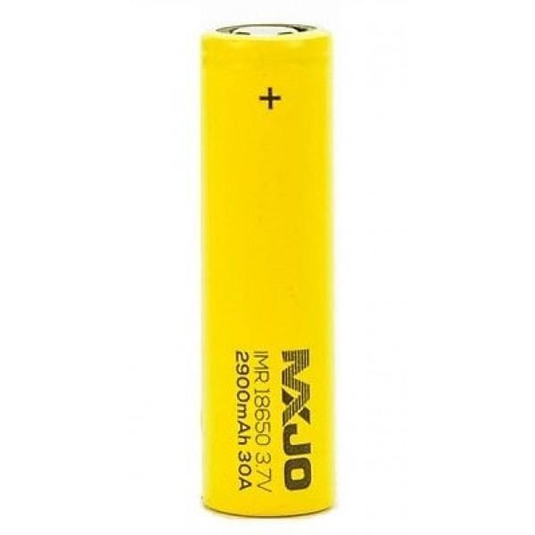 MXJO 18650 (YELLOW) 2900 MAH