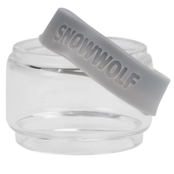 Sigelei SnowWolf WOLF Tank Bubble Glass Tube (Single)