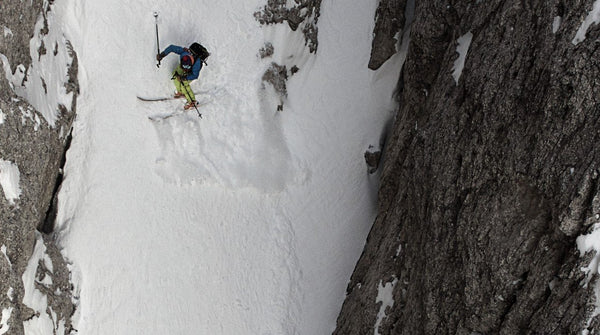 The Fall Line - an Introduction to Steep Skiing