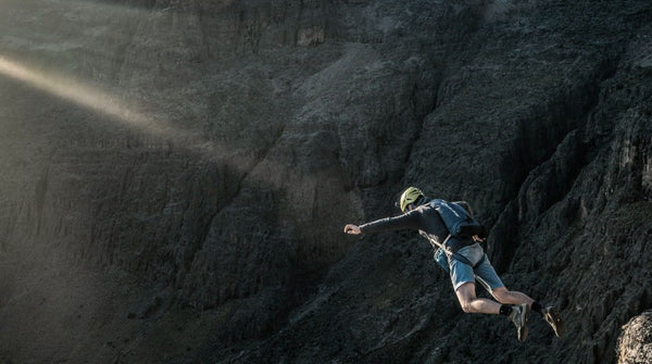 BASE Jump Mount Kenya