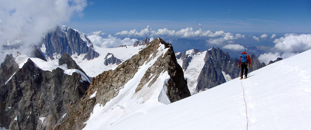 Best Of Summer Alpine: Grandes Jorasses Traverse