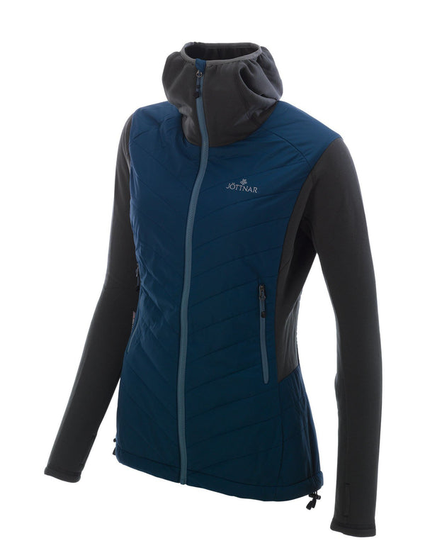 Women's Hybrid Mid-Layer Insulated Jacket