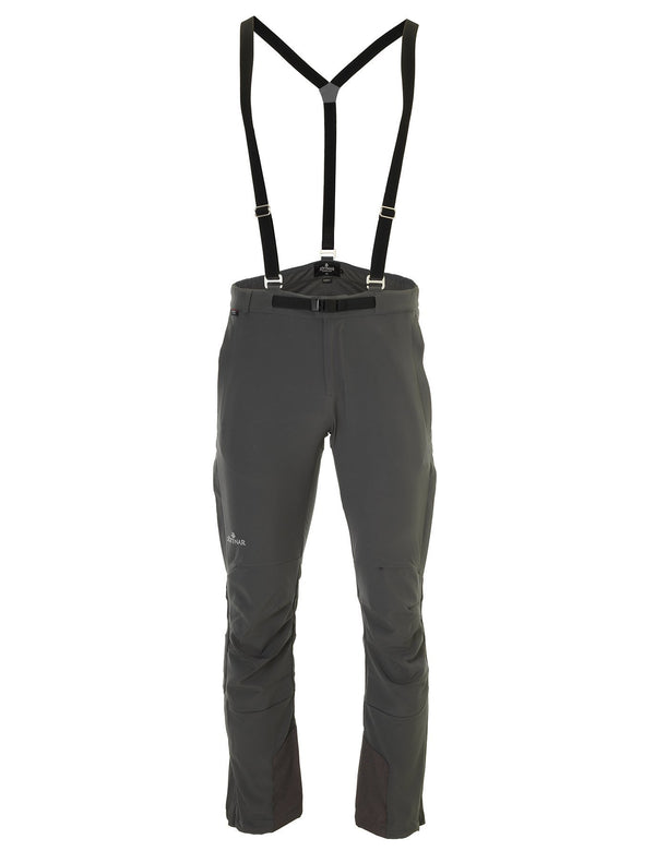 Men's Nightshadow Grey Soft Shell Trousers