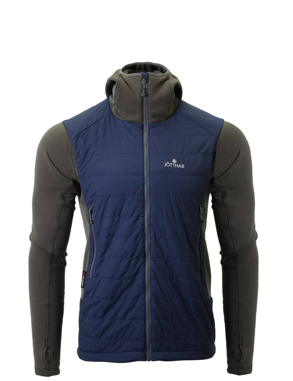 Men's Mid-Layer Hybrid Fleece Jacket