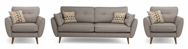 Sofa Set- Home Furniture- 3+1+1 sofa set