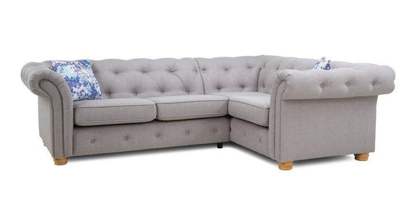 Amour L Shape Fabric sofa - Sofa Set Online Bangalore