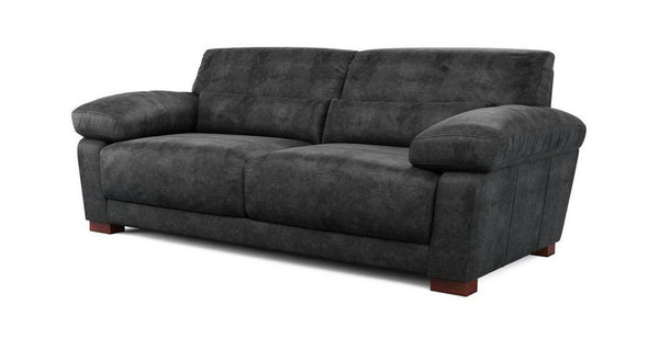 Armelle grey art leather sofa set - Sofa Set Online Bangalore