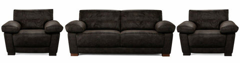 Armelle moro art leather sofa set - Sofa Set Online Bangalore