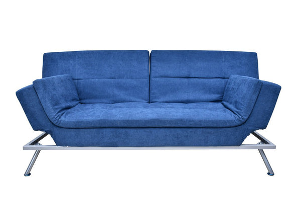 Atlantic - Blue Sofa Bed Sofa bed Yellowliving.in