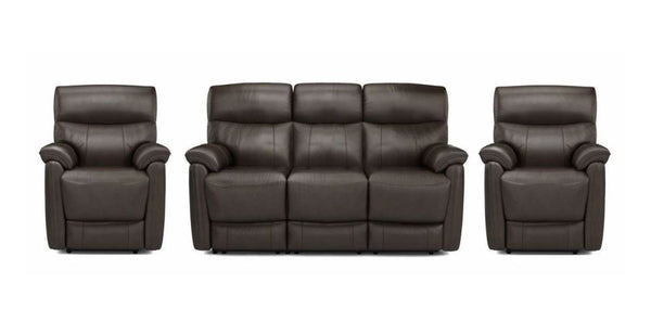 Bexley leather recliner - Sofa Set Online Bangalore