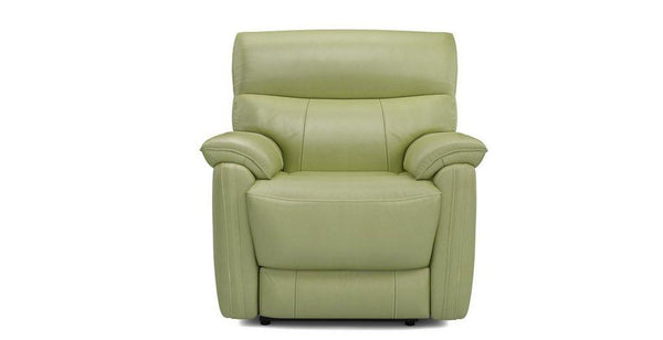 Bexley pista color art leather recliner - Sofa Set Online Bangalore