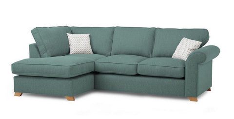 Bliss collection L shape sofa - Sofa Set Online Bangalore