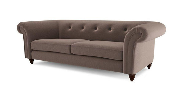 Coffee color fabric sofa - Sofa Set Online Bangalore
