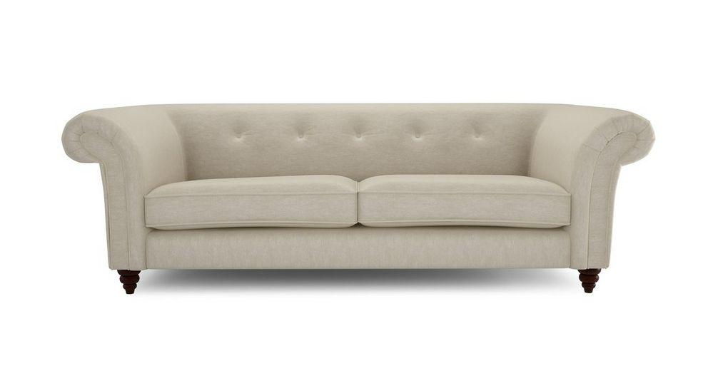 Cream color fabric sofa - Sofa Set Online Bangalore