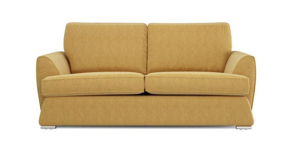 Dyani fabric sofa sets Fabric Sofas Sofa Set Online Bangalore Lemon 3 Seater