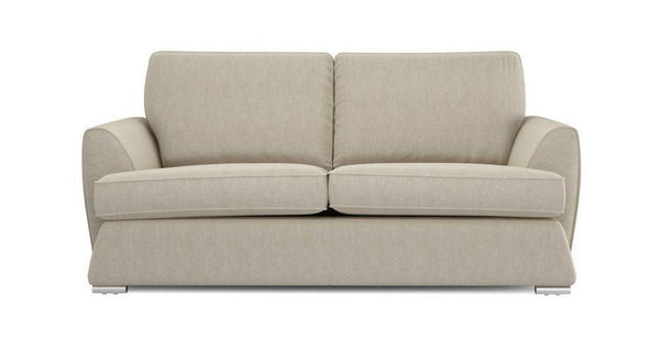 Dyani fabric sofa sets Fabric Sofas Sofa Set Online Bangalore LGrey 3 Seater