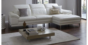 Dyani fabric sofa sets Leather Sofa Sofa Set Online Bangalore