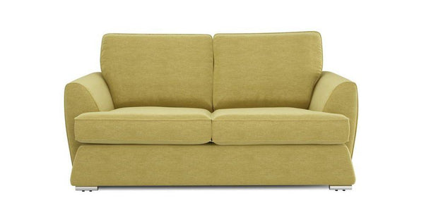 Dyani fresh green fabric sofas Fabric Sofas Sofa Set Online Bangalore 2 Seater